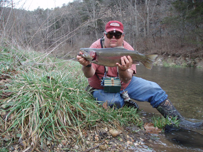 Tim 39 s roaring river fishing report for Roaring river fishing