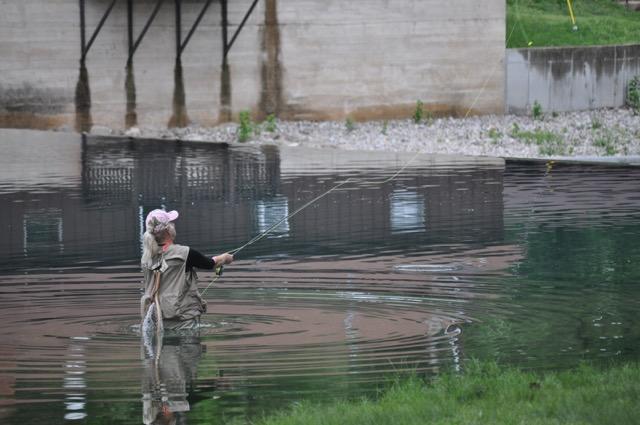 Bennett spring state park fishing report for Bennett springs trout fishing